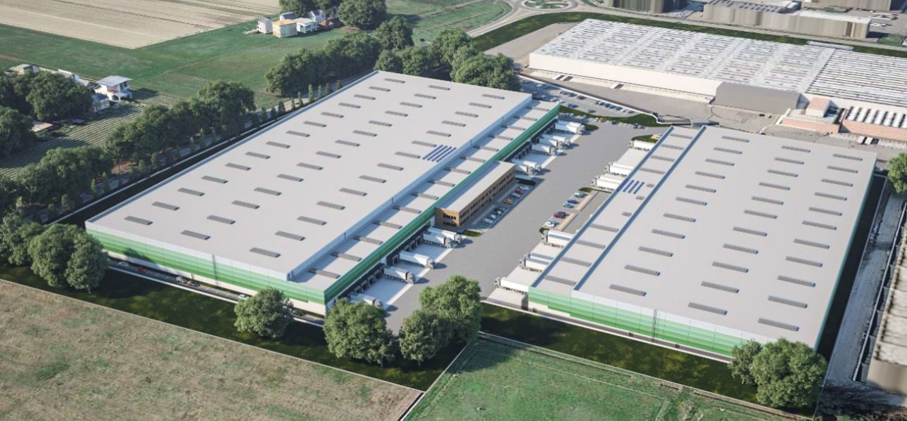 GSE ITALIA STARTS THE WORKS TO EXPAND TRANSMEC GROUP'S LOGISTICS HUB WITH DEA CAPITAL REAL ESTATE SGR S.P.A.
